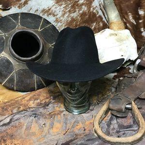 Harley Davidson Fitted Cowboy Hat Size Large